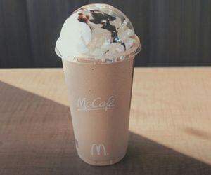 food, drink, and mccafe image