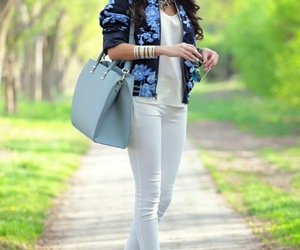 fashion, spring, and style image