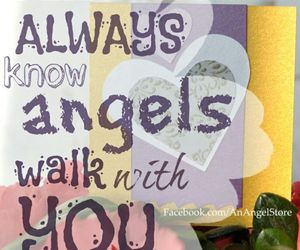 angel quote, anangelstore, and colorful quotes image