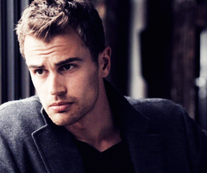 divergent, theo james, and perfect image