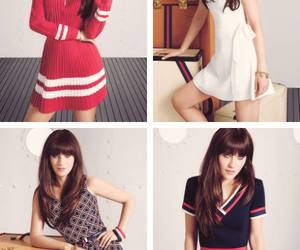 tommy hilfiger and zooey deschanel image