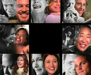 april, mark, and grey's anatomy image