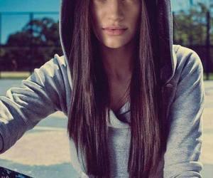 girl, swag, and beauty image