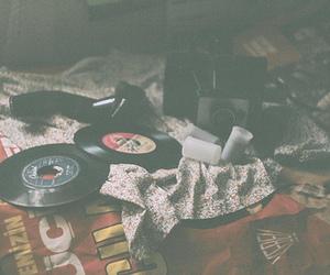 music, vintage, and grunge image