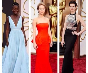 Academy Awards, Anne Hathaway, and fashion image