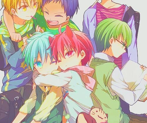 kuroko no basket, anime, and kawaii image