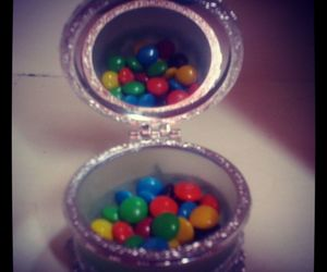 food, cute, and m&m image