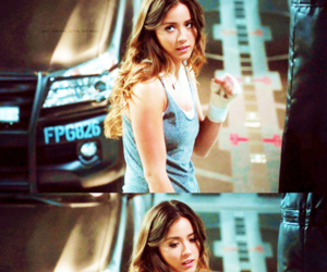 skye, agents of s.h.i.e.l.d., and chloe bennet image