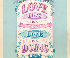 love, quote, and art image