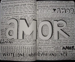 love, book, and wreck this journal image