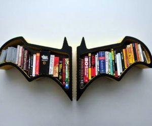 book, batman, and cool image