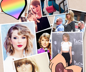 adorable, Taylor Swift, and taylorswift image