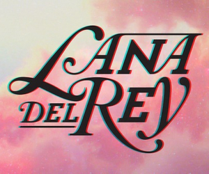 lana del rey, pink, and love image