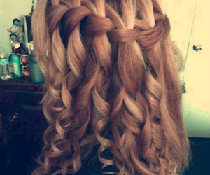 amazing, hairstyle, and curly image