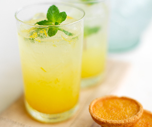 citrus, drinks, and food image