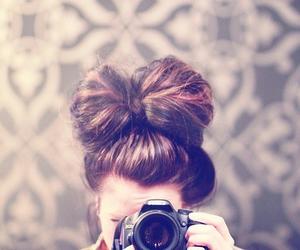 hair, camera, and photography image