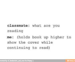 books, reading, and school image