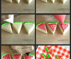 diy, food, and watermelon image