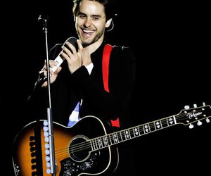 jared leto and smile image