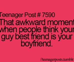 boyfriend, best friend, and awkward image