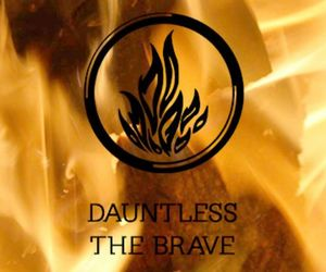 dauntless and divergent image