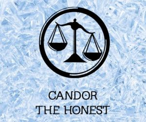 candor and divergent image