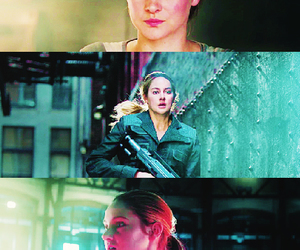 four, movie, and Shailene Woodley image