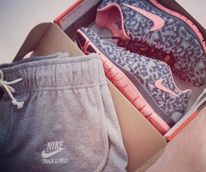 nike, sport, and shoes image