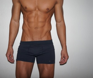 abs, dick, and sixpack image