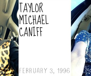 magcon, taylor caniff, and taylor image