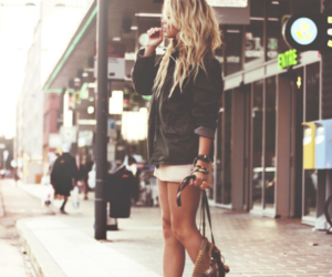 blonde, brasil, and clothes image