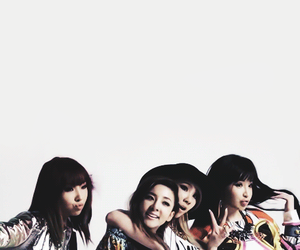 21, 2ne1, and beautiful image