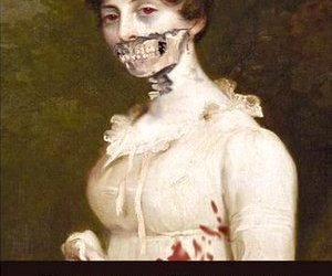 book, zombies, and jane austen image