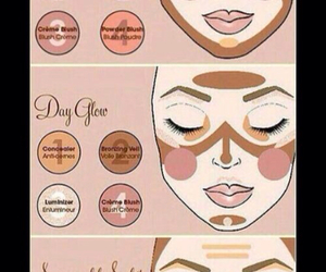 makeup and ideas image