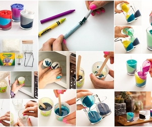 candel and diy image