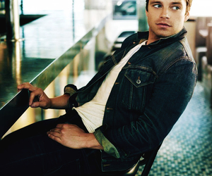 sebastian stan, Hot, and captain america image