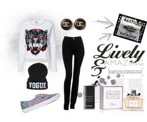 amazing, bastille, and coco chanel image