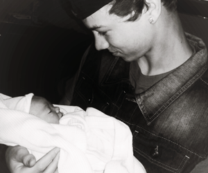 taylor caniff, baby, and magcon image