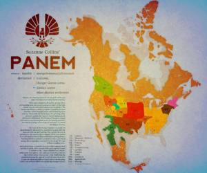 panem, the hunger games, and katniss image