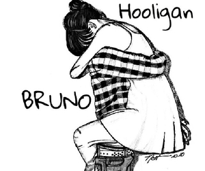 fans, bruno mars, and hooligans image