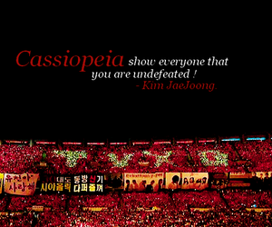 kpop and cassiopeia image
