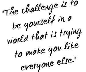 quote, challenge, and world image