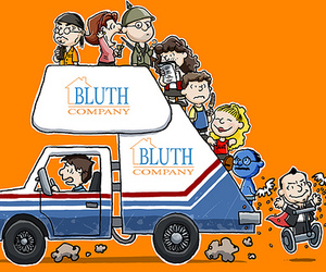 amazing, bluth, and arrested development image