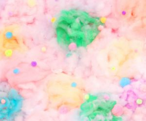 colorful, cotton, and green image