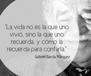 quote and gabriel garcia marquez image