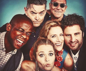 beautiful, cast, and psych image