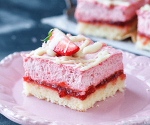 cake, pink, and so cute image