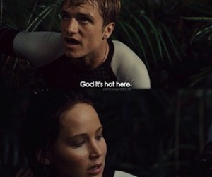 Hot and hunger games image