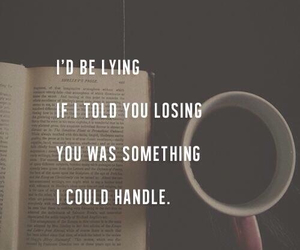 quote, love, and losing image