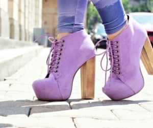 fashion, shoes, and zapatos image